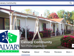 Calvary Community Events on Facebook